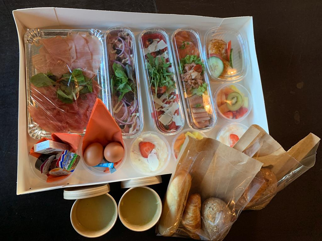 Lunchbox Cafe de Knip